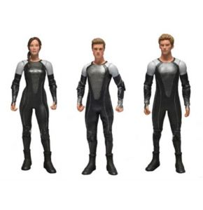 Catching Fire Series 1 Figure Set of 3