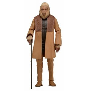 Classic Planet of the Apes Dr Zaius Long Coat S2 Figure