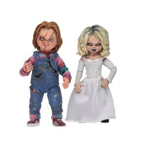 Bride of Chucky Ultimate Chucky & Tiffany 7inch Scale - Action Figure