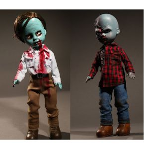 Dawn of the Dead Flyboy & Plaid Shirt Zombie Set