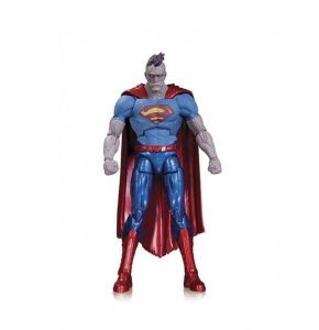 Super Villains Superman Bizarro Action Figure