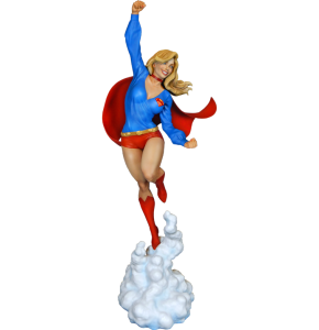 DC Super Powers Collection Supergirl Maquette