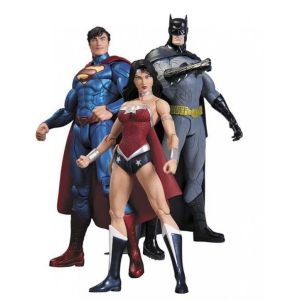 DC The New 52 Trinity War Figure Box Set