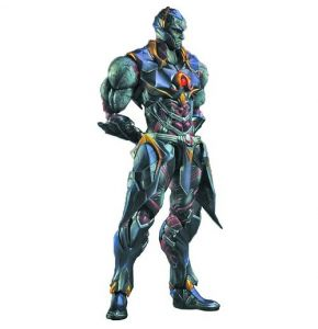 DC Comics Variant Play Arts Kai Darkseid Action Figure
