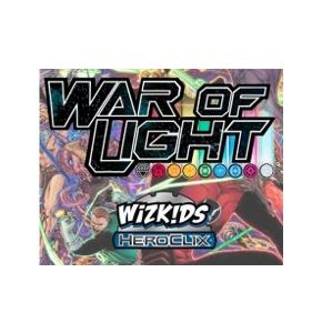 DC Heroclix War of Light Month 3 Story Line Op Kit