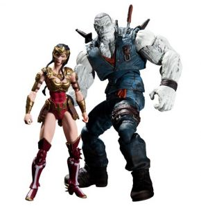 Injustice Wonder Woman & Solomon Grundy Figure 2-Pack