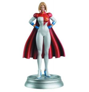 DC Chess Figure Coll Mag #45 Power Girl White Pawn