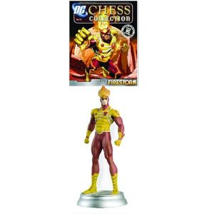 DC Chess Figure Coll Mag #53 Firestorm White Pawn