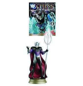 DC Chess Figure Coll Mag #54 Ocean Master Black Pawn