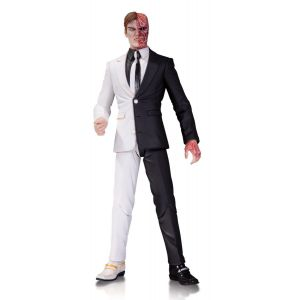 DC Comics Designer Capullo Two Face Action Figure