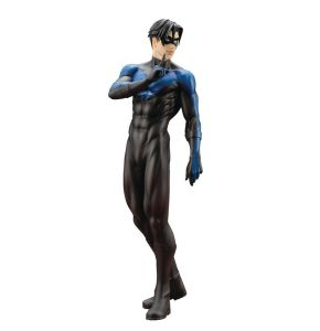 DC Comics Nightwing Ikemen Statue 1st Edition with Bonus