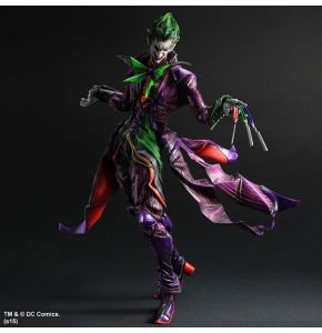 DC Comics Variant Play Arts Kai Joker Action Figure