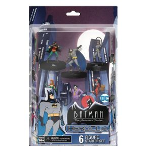 DC Heroclix Batman The Animated Series Starter Set