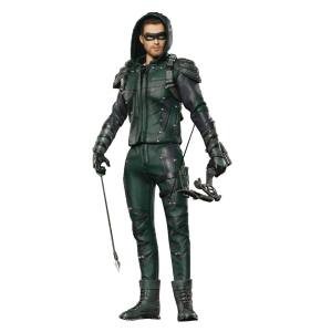 DC TV Real Master Series Green Arrow 1/8 Scale Figure