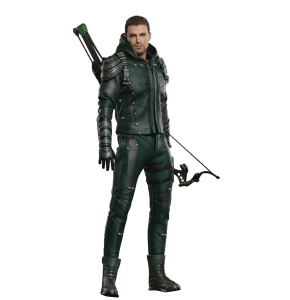 DC TV Real Master Series Green Arrow Deluxe 1/8 Scale Figure