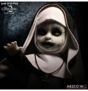 Dead Dolls Presents The Conjuring 2 Living The Nun Doll