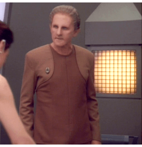 DS9/Voyager Bajoran Military Uniform Male