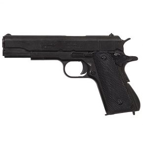 M1911A1 Black Government Automatic Pistol Non-Firing Gun Replica