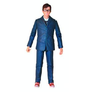 Doctor Who 10th Dr Blue Suit w Glasses Action Figure
