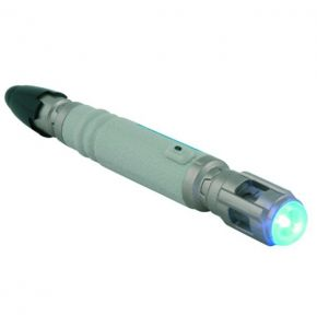 Doctor Who 10th Doctor Sonic Screwdriver Flashlight