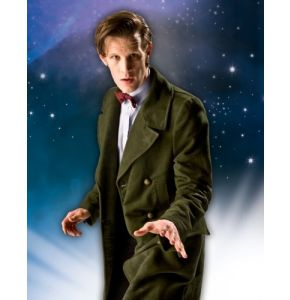 Abbyshot - Doctor Who 11th Doctor Green Coat