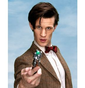 Abbyshot - Doctor Who Eleventh Doctor's Red Bow Tie