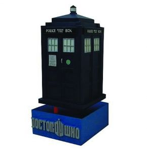 Doctor Who Tardis Bobble Head with Sound