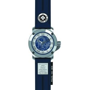 Doctor Who Tardis Collector Watch