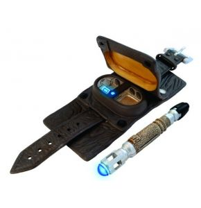 Dr Who Jack Harkness Vortex Manipulator & Mini Screwdriver