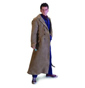 Doctor Who 10th Doctor Series 4 Limited Collector Figure