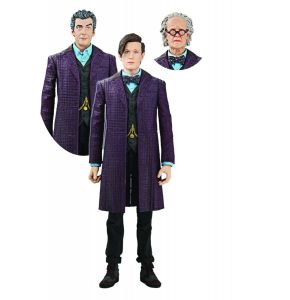 Doctor Who Time Of The Doctor Figure Set