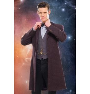 Abbyshot - Dr Who 11th Doctor Purple Coat