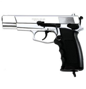 Ekol ES66 Chrome Finish CO2 BB Pistol