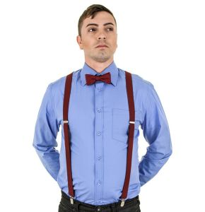 Eleventh Doctor's Red Suspenders