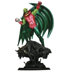 Fantastic 4 Annihilus Statue PX Previews Exclusive