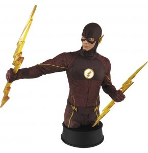 The Flash TV PX Previews Exclusive Bust