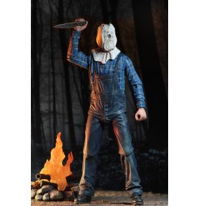 Friday the 13th Part 2 Ultimate Jason Action Figure