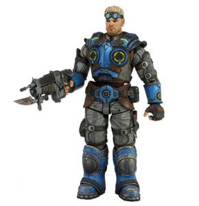 Gears of War Judgement Damon Baird 7-In Figure