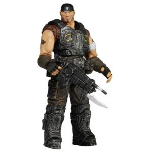"Gears of War 3 Series 2 Marcus Fenix 3.75"" Action Figure"