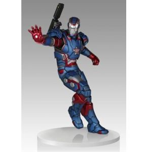 Gentle Giant Iron Man 3 Iron Patriot 1/4 Scale Statue