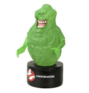 Ghostbusters Light-Up Slimer Statue