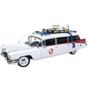 Ghostbusters Ecto-1 Die-Cast 1/18 Scale Vehicle