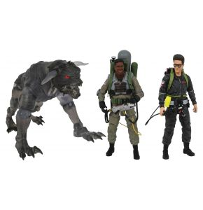 Ghostbusters Series 7 Action Figure Set Toys R Us Exclusive Version