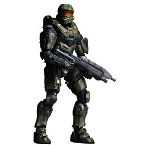 Halo Master Chief 18in 1/4 Scale Action Figure