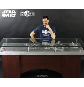 Star Wars Han Solo Carbonite Desk