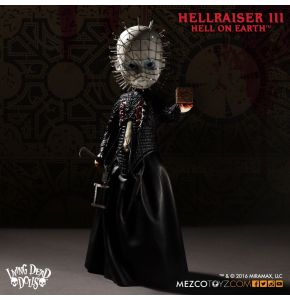 Hellraiser III Hell on Earth Pinhead Living Dead Doll