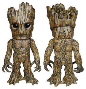 Hikari Guardians of the Galaxy Groot Sofubi Vinyl Figure