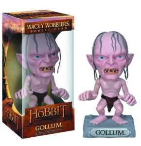 Hobbit Movie Gollum Wacky Wobbler Bobblehead