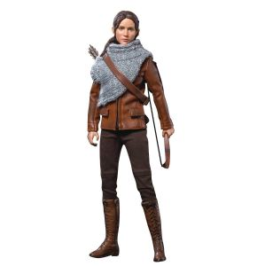 Hunger Games Catching Fire Katniss Everdeen 1/6 Scale Hunter Figure