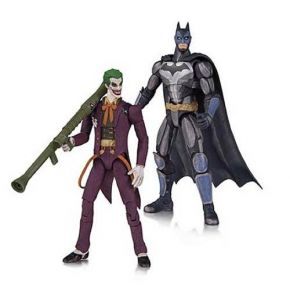 Injustice Batman and Joker Action Figure 2-Pack